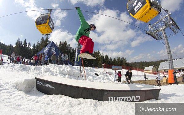REGION: Burton Spring Jam na zakończenie sezonu snowboardowego