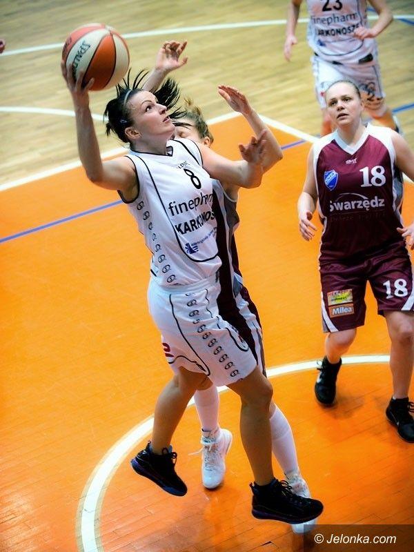 I-liga koszykarek: Monika Krawczyszyn–Samiec najlepszą zawodniczką kolejki