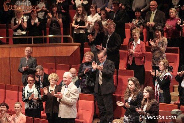 JELENIA GÓRA: Filharmonicy dolnośląscy zaczarowali publiczność