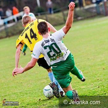 IV-liga piłkarska: Kolejne zwycięstwo piłkarzy Karkonoszy