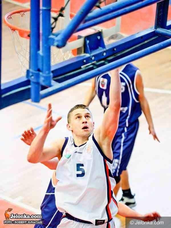 II-liga koszykarzy: Sudety wygrywają w Kłodzku, remisowy stan rywalizacji