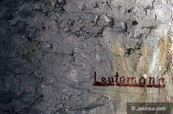 JELENIA GÓRA: Tajemnicze freski cystersów. Historia wymalowała figla