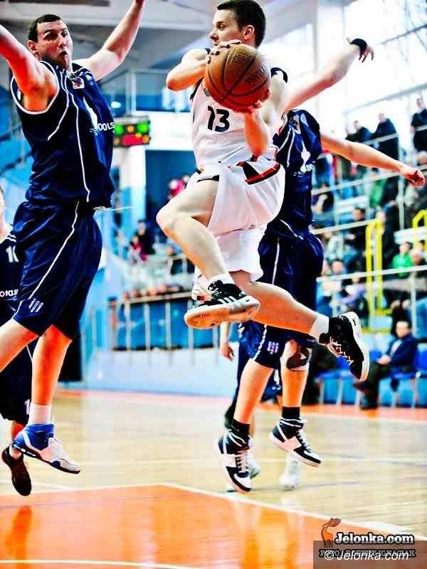 II-liga koszykarzy: Czy rywalizacja zakończy się już w Jeleniej Górze?