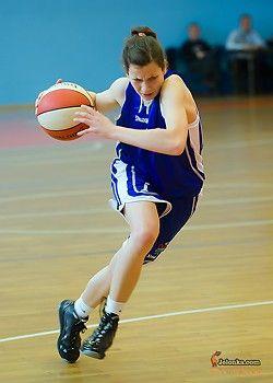 I-liga koszykarek: Smutne pożegnanie z I–ligą