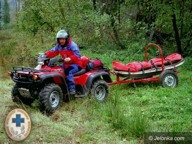 JELENIA GÓRA: Sprzęt i pieniądze na szkolenia dla ratowników górskich