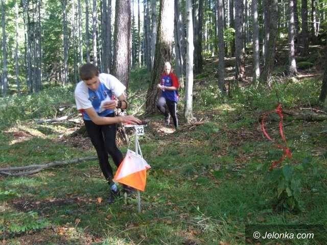 Jelenia Góra: Pobiegli na orientację