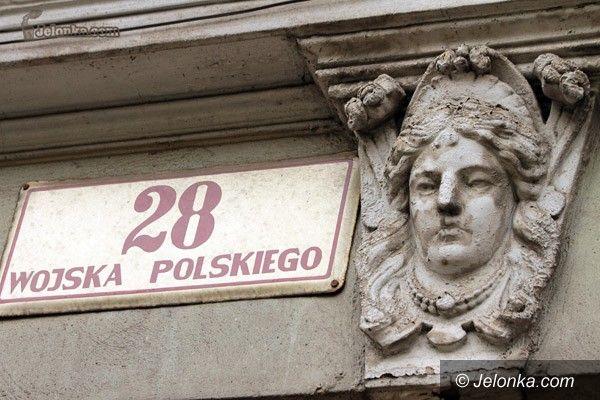 JELENIA GÓRA: Aleja Wojska Polskiego. Bez szans na rychły remont