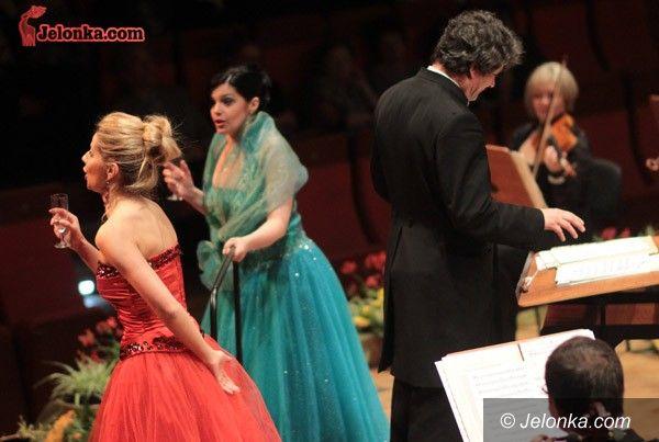 JELENIA GÓRA: Wiedeńska gala: wino, kobiety i śpiew w Filharmonii Dolnośląskiej