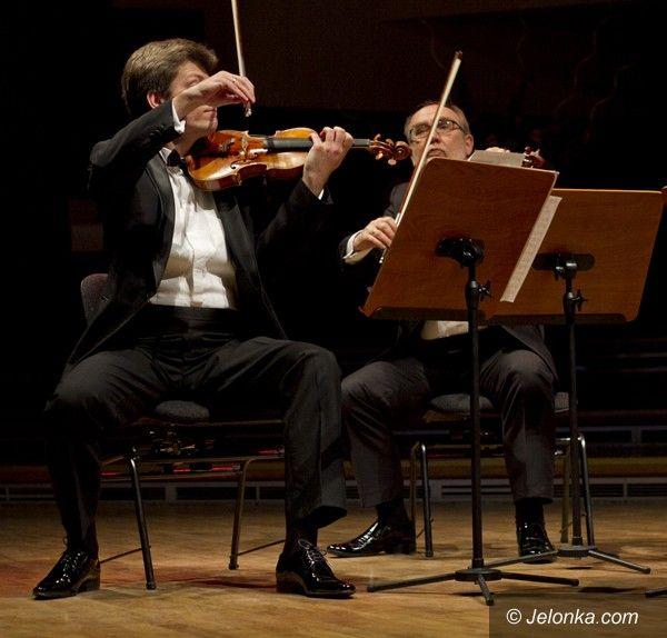 JELENIA GÓRA: Kwartet Śląski w brzmieniach nie tylko wiedeńskich