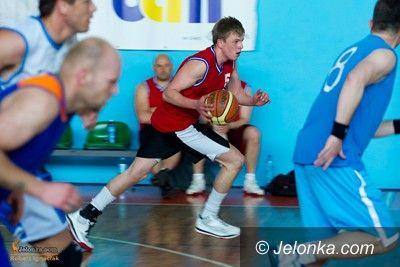 Jelenia Góra: Koszykarze amatorzy rozegrali koleją serię spotkań MSBL