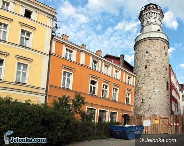 JELENIA GÓRA: Wieża Zamkowa – już bez rusztowań. Wkrótce otwarcie
