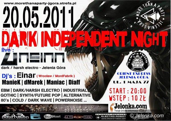 JELENIA GÓRA: Electro, dark i industrial. 20 maja w Orient Expressie. KONKURS