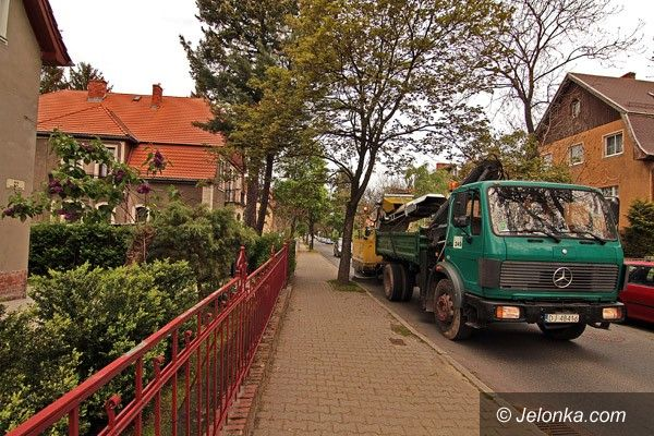 JELENIA GÓRA: Nowa zamiatarka i czystsze ulice