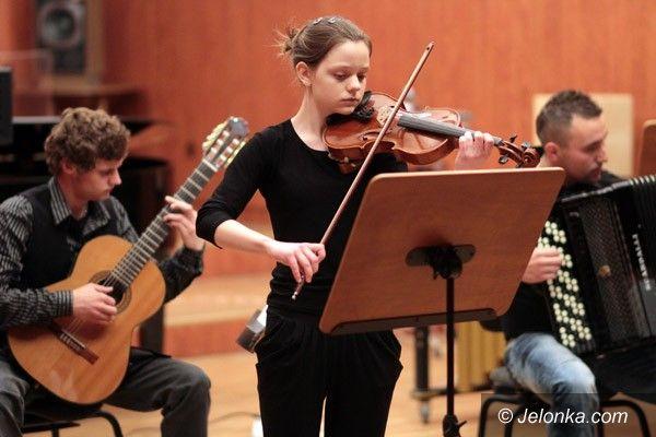 JELENIA GÓRA: Pokazali muzyczną klasę. Kameralnie i z niespodziankami