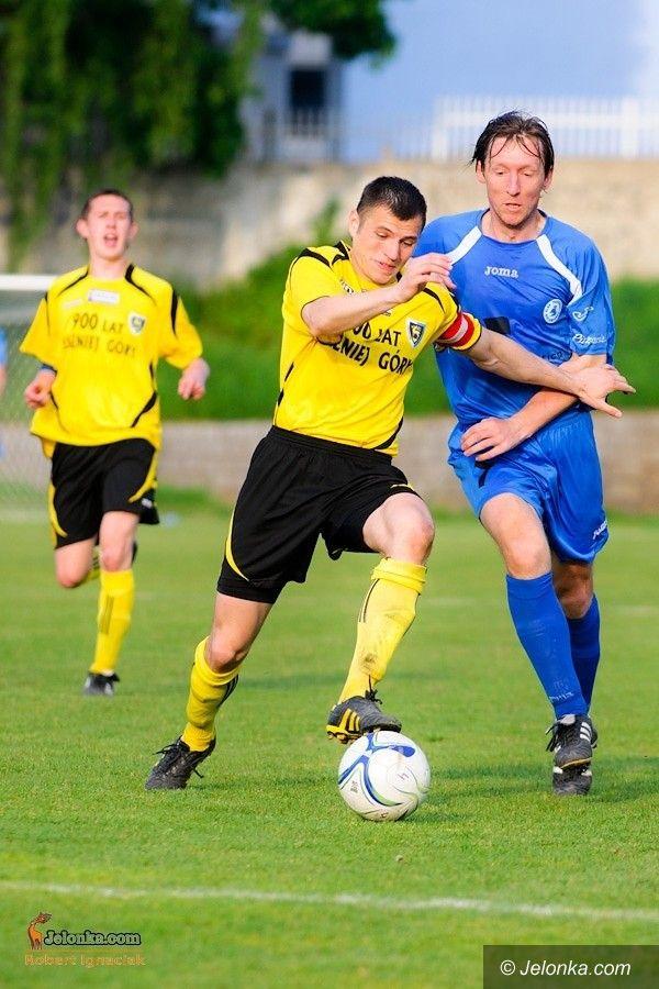 IV-liga piłkarska: Kolejne wiosenne zwycięstwo Karkonoszy