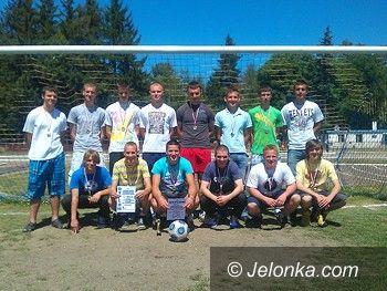 Jelenia Góra-Cieplice Stadion: ZSET triumfuje w turnieju piłkarskim