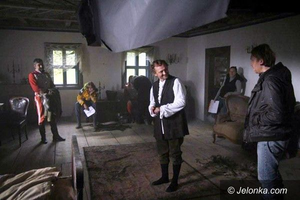 "REGION JELENIOGÓRSKI- KRAJ: Obiekty zabytkowe Kotliny Jeleniogórskiej bohaterami filmu ""Daas"""