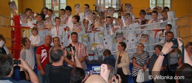 Jelenia Góra: Jelenia Góra gościła najmłodszych adeptów sztuk walki