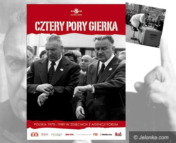 JELENIA GÓRA: Cztery pory Gierka – dokument fotograficzny w Galerii SKENE
