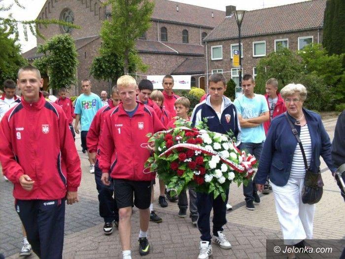 Holandia: Piłkarze KKS–u sprawdzili swoje umiejętności w Holandii