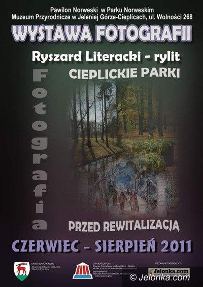 Jelenia Góra/Cieplice: Cieplickie parki w obiektywie