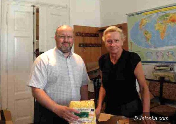Jelenia Góra: Żywność dla ubogich