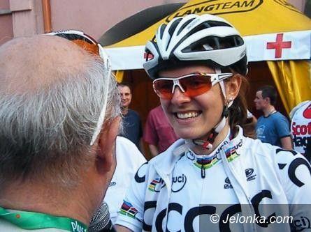 Mont-Sainte-Anne: Maja Włoszczowska poza pierwszą dziesiątką zawodów Pucharu Świata
