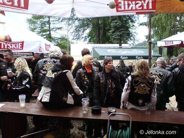 REGION JELENIOGÓRSKI: Fani Harley–Davidson® świętowali w Karpaczu