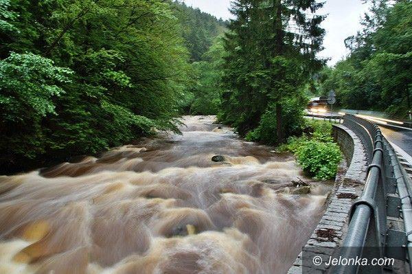 REGION JELENIOGÓRSKI: Woda zaczyna opadać. Najgorsze za nami?