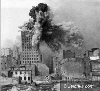 JELENIA GÓRA- KRAJ: W rocznicę wybuchu Powstania Warszawskiego