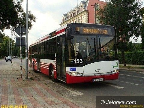 JELENIA GÓRA: Nowe autobusy uzupełnią tabor MZK. Solarisem po mieście