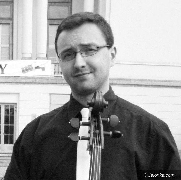 JELENIA GÓRA: Pożegnali zmarłego nagle wiolonczelistę