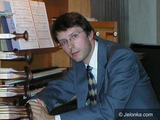 JELENIA GÓRA: Recital organowy Piotra Rojka w świątyni ewangelickiej