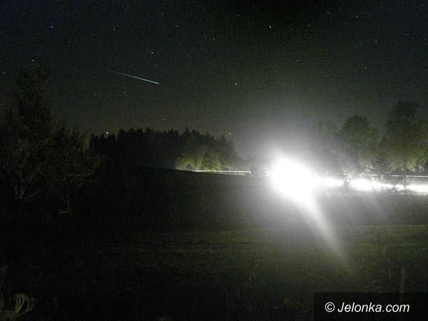 REGION KRAJ: Perseidy – spadające gwiazdy. Byle nie było chmur