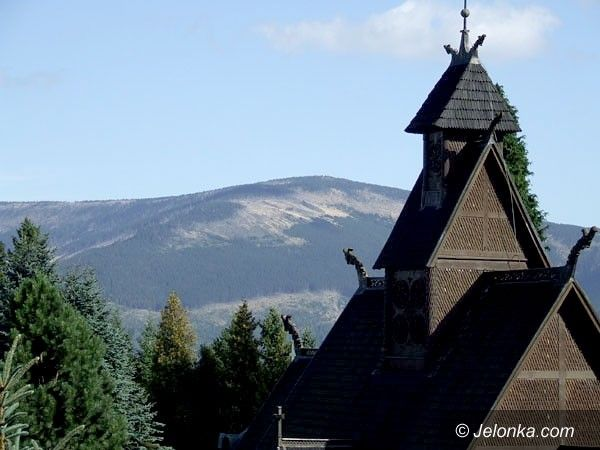 """REGION: Kościół """"Wang"""" w czołówce najpiękniejszych miejsc kultu religijnego w Polsce"""