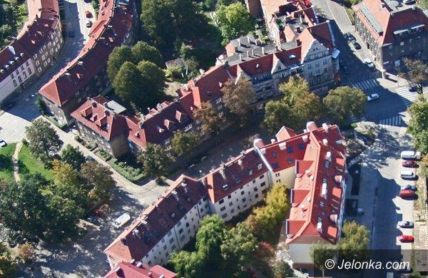 JELENIA GÓRA: Ulica Kochanowskiego do przebudowy