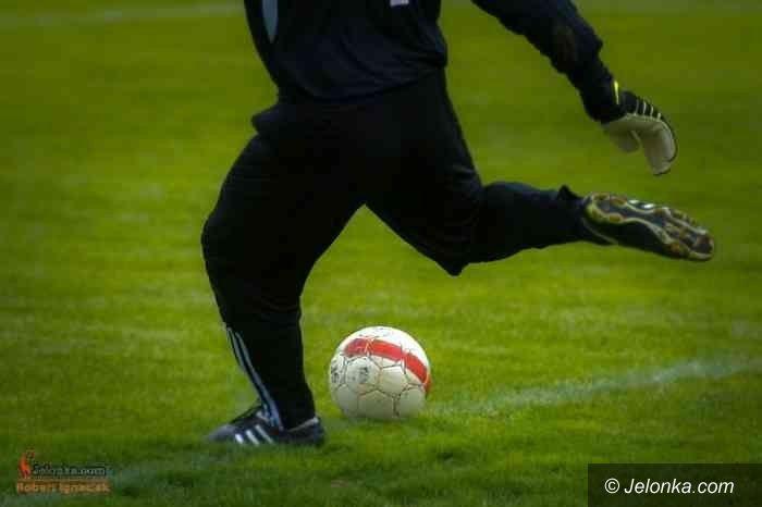 IV-liga piłkarska: Karkonosze wracają z cennym punktem