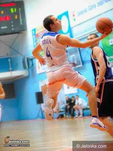 Jelenia Góra: Koszykarze Spartakusa wznowili treningi