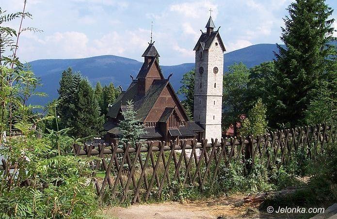 REGION JELENIOGÓRSKI: Kościół Wang najpiękniejszą świątynią w Polsce, zaraz po krakowskim Kościele Mariackim