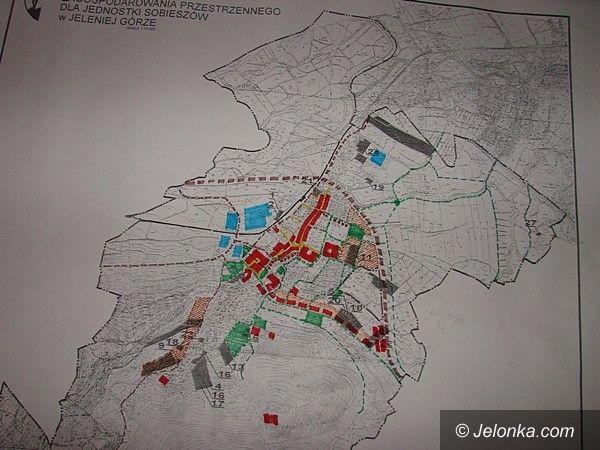 JELENIA GÓRA: Plan Sobieszowa pod lupą