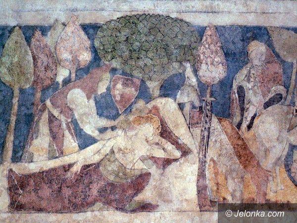 REGION JELENIOGÓRSKI: O Lancelocie na wykładzie. W Siedlęcinie