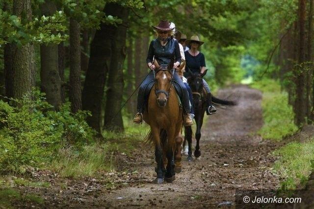 REGION: Otwarcie turystycznej trasy konnej