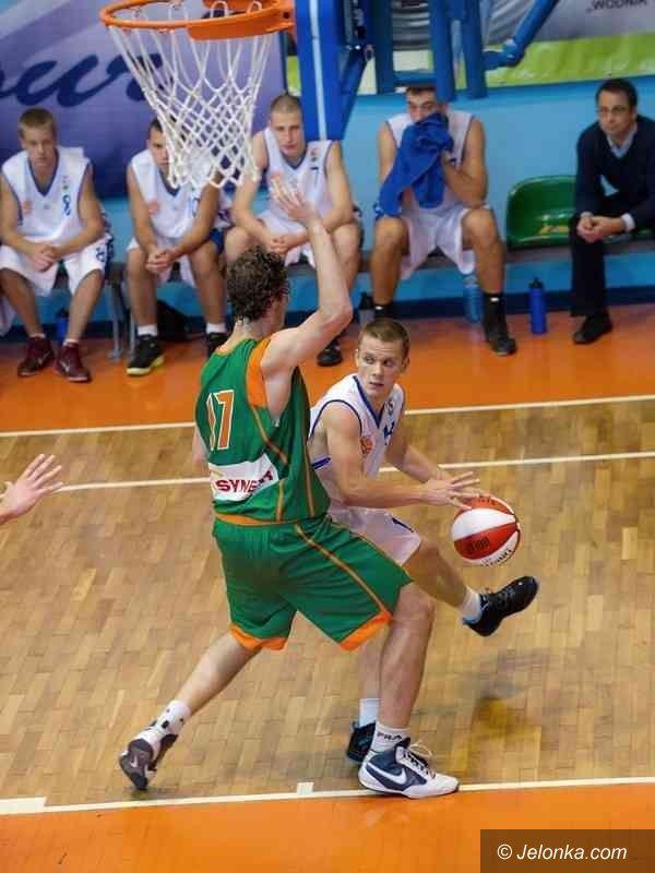 Jelenia Góra: Koszykarz z przeszłością w PLK w Sudetach?