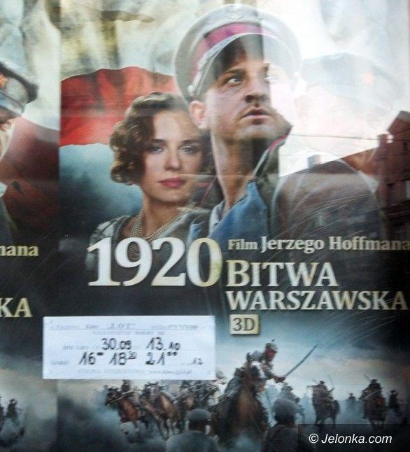 """JELENIA GÓRA: Kiedyś to były filmy. Po premierze """"Bitwy Warszawskiej"""""""