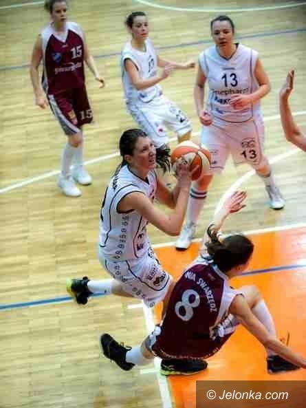 Jelenia Góra: Koszykarki BasketPro wyraźnie lepsze od Czeszek
