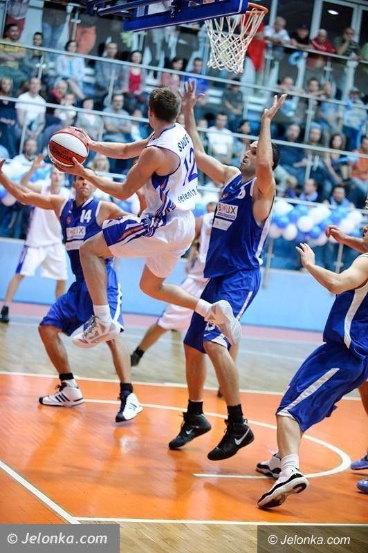 I-liga koszykarzy: Sudety sprawdzą lidera