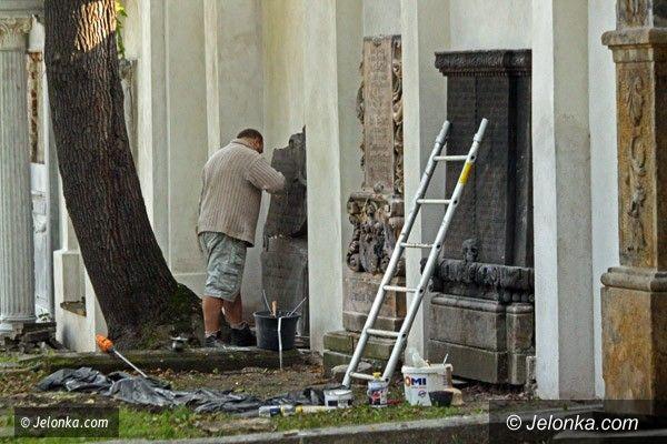 JELENIA GÓRA: Rewitalizacja barokowego dziedzictwa dziejów na półmetku
