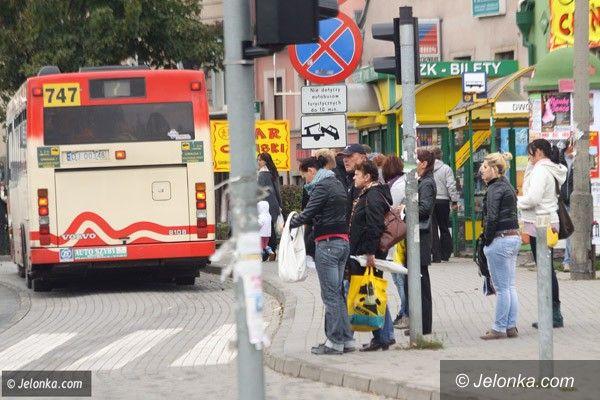 JELENIA GÓRA: DO JELONKI NAPISALI. Czy to jeszcze autobusy?