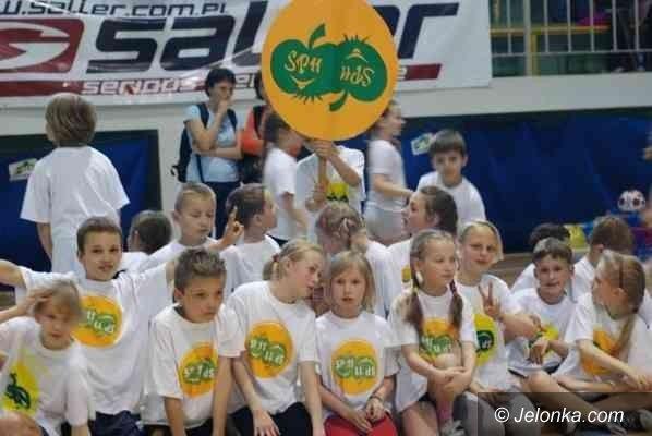 Jelenia Góra: Turniej Gier i Zabaw klas I–III dla uczniów SP 2