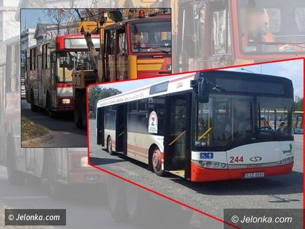 JELENIA GÓRA: Solarisem w listopadzie. Autobusy pachnące nowością